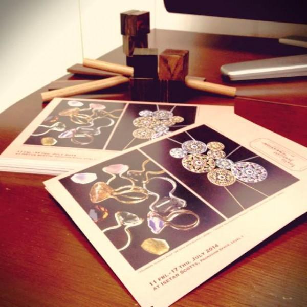 Tokyo jewellerly Creation2014