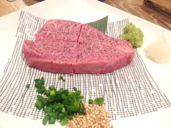 肉 シャトーブリアン