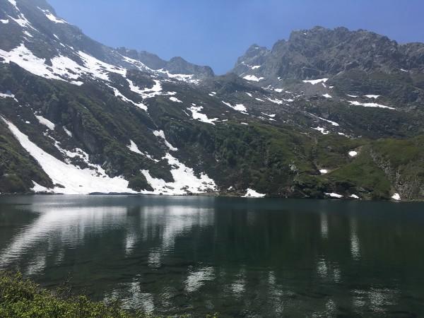 Lago Nero イタリア