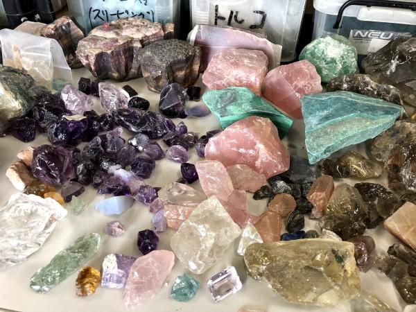 宝石の原石